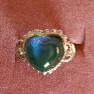Pretty Heart Mood Ring